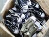 帆布鞋批发外贸帆布鞋库存帆布鞋手绘帆布鞋低价批发厂家原单