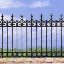 供应湟源玛钢铸造围栏球墨栏杆铸铁围墙铸铁护栏图片