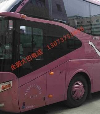 大巴车服务