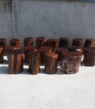 【配根雕茶几的纯实木仿古凳子_纯实木价格|图片】-黄页88网