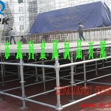 厂家直销钢铁舞台舞台桁架钢铁桁架雷亚架舞台快装舞台