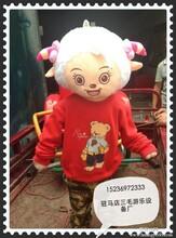 供应山东潍坊,青岛,日照G-L03机器人拉车,J一台也是批发价,几十种卡通人物造型