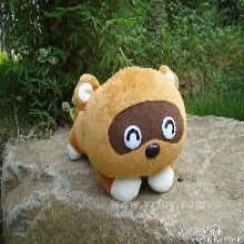 玩具批发浣熊_棕色75厘米,小浣熊玩具,毛绒玩具,可爱考拉,小浣熊