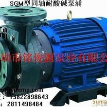 塑宝SG型酸碱泵图片
