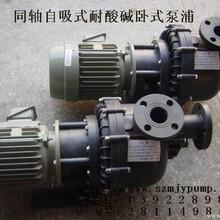 卧式酸碱化工泵图片