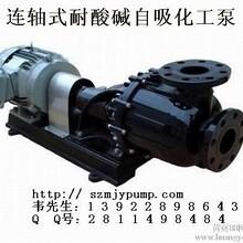 连接式酸碱化工泵图片
