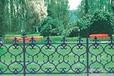 供应兴国铸铁艺术栏杆铸铁围墙铸铁护栏玛钢球墨合金围栏