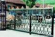 供应天峻别墅铸铁围墙铸铁护栏豪华玛钢球墨合金围栏