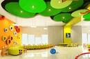 上海幼儿园设计北京专业幼儿园装修门厅形象设计