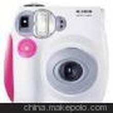 富士拍立得一次成像mini7s粉色hellokitty相机图片