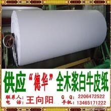 供应全木浆白牛皮纸