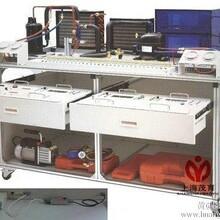 空调冰箱组装与调试实训考核装置图片