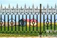 供应华隆回族自治县耐用出口铸铁围墙铸铁护栏