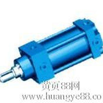复液维修液压缸系列产品潍坊拉杆式液压缸生产厂家图片