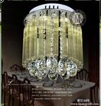 供应名爵世家水晶低压灯图片