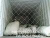 虎门番禺服装厂标准型集装箱(高柜)尾部防护网货柜网封箱网