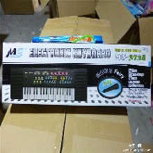 库存玩具电子琴400箱便宜称斤批发,产品9成新以上图片