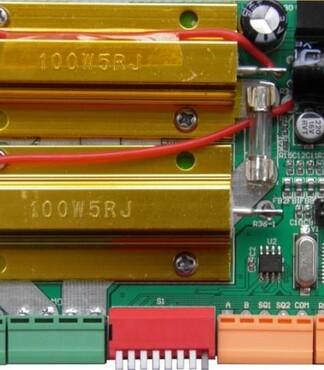 成都20A直流电机专业驱动器正反转电流PID控制 -直流电机驱动器图片