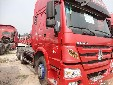 豪沃双驱375马力二手货车价格优惠