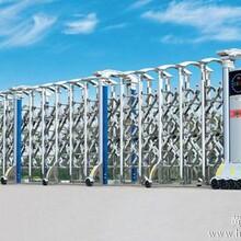 商家供应质量可靠,优质的电动伸缩门