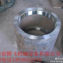 粉碎矿石用的高锰钢辊皮耐磨辊皮生产厂家河南腾飞机械设备有限公司