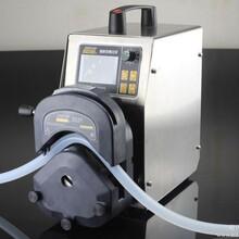 杰恒WT-600CAS-353Y蠕动_恒流泵_计量泵_软管泵图片