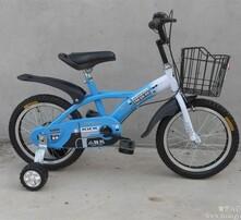 儿童自行车图片