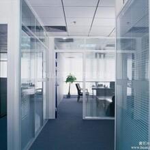 生产制作办公室玻璃隔间高隔间铝型材