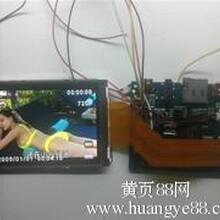 深圳厂家供应高清可视化3寸拍照录像存储功能内窥镜模块