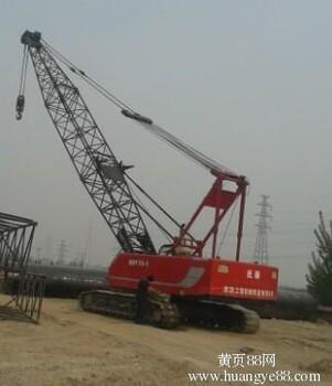 庆阳市50吨履带吊出租