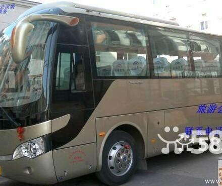 通客车三十九座格瑞斯商务车考斯特中巴车二十二座高清图片