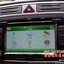 14款宝马3系320LI328LI安装倒车视屏影像。