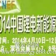 2014年第四届中国锂电新能源展