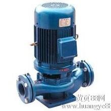 立式管道泵图片