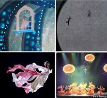 上海威亚演出,专业威亚演出,婚礼威亚秀,高端威亚演出图片
