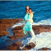 三亚艾达婚纱摄影--大牌新娘优惠套系