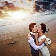 三亚艾达婚纱摄影--百变新娘优惠套系