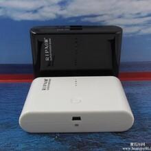 便携式移动电源手机馒头聚合物移动电源大容量移动充电宝厂家批发