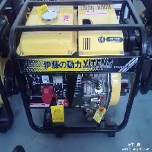 5KW伊藤柴油发电机230V柴油发电机组