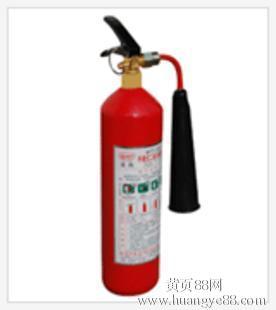供应厦门消防器材二氧化碳灭火器