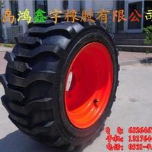 工程輪胎挖掘機大花紋輪胎出廠價格14-17.5圖片