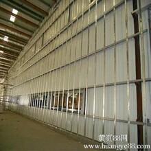 厂房轻钢龙骨硅酸钙板耐火极限4小时防火墙施工