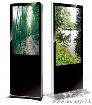 苹果款立式42寸液晶广告机厂家价格 -42寸液晶广告机