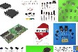 上海静安区电子线路板回收收购覆铜板pcb板手机板