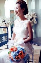 美丽的婚纱照设计灵感源自生活