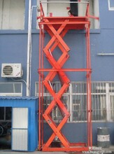 固定式升降机升降平台济南盛荣生产设计
