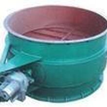 通风蝶阀规格电动通风蝶阀星形卸料器粉尘加湿机