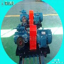 供应HSNH80-46水煤浆输送润滑三螺杆泵图片