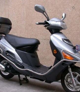 【豪爵铃木HS125T海王星摩托车多少钱_铃木摩托车报价|图片】-黄页图片