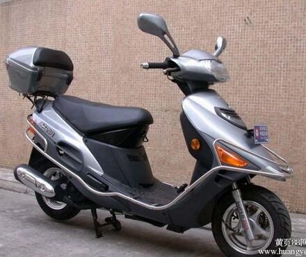 【铃木摩托车报价_豪爵铃木HS125T海王星摩托车多少钱_铃木摩托车图片